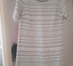 Zara pletena haljina
