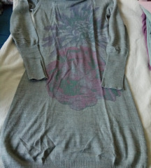 Playlife vunena tunika - haljina RASPRODAJA