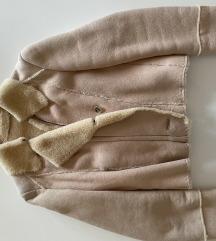 Original kozna jakna sa pravim krznom