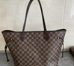 Louis Vuitton Neverfull MM Damier Ebene original