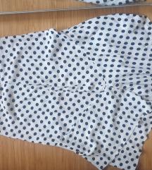 Varteks suknja s točkicama