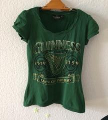Guinness zelena majica