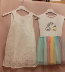 Lot haljinca za curku vel 110