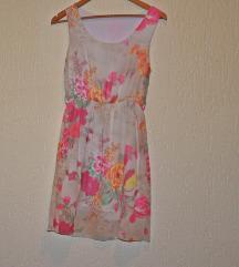 Leprsava cvjetna haljina