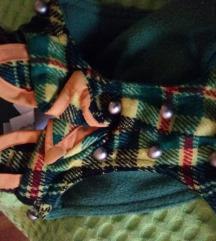 Topla jaknica za manjeg psa vel 21