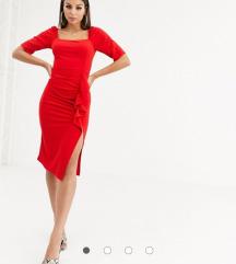 NOVA s etiketom asos haljina