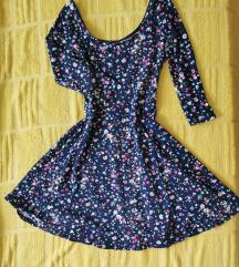 Pamučna mini haljina