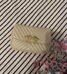 Zara torbica s dva remena novo