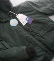NOVO 128 134 Tom Tailor zimska jakna s etiketom