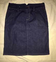 suknja jeans Amadeus