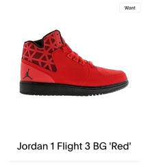 Air Jordan 1 flight