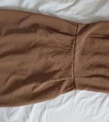 Uska mini haljina velicine S