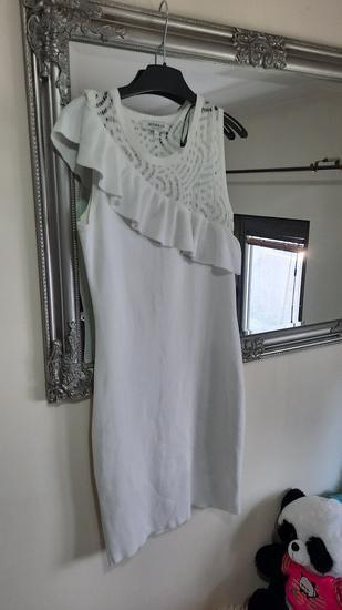 Bijela xyz haljina%
