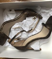 Zara brončane sandale (pt uklj)