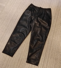 Mango kožne hlače (NOVO)