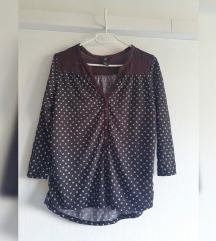H&M bluza na točkice
