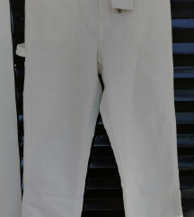 Bijele jeans hlače Asos