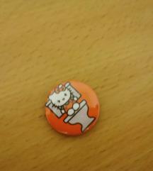 Bedž Hello Kitty