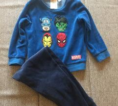 H&M dječja pidžama Marvel super-junaci