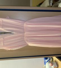 Baby roza haljina