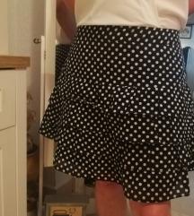 Nenosena suknja