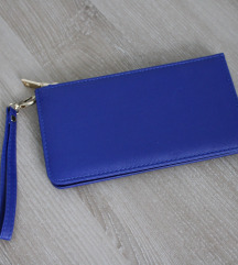 Plavi novcanik/torbica