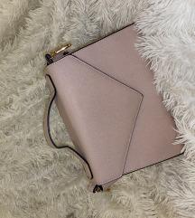 Prljavo roza torbica