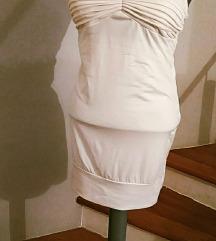 Bijela haljinica S