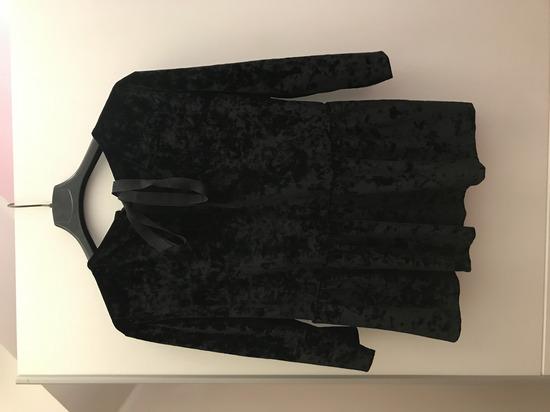 Crna majca/bluza