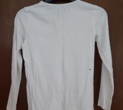 Basic bijela majica dugi rukav