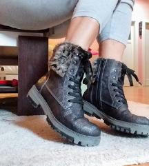 S' OLIVER tople cizme/gleznjace