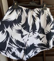Unikatna suknja na palme vel. M