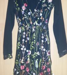 Tunika/haljina sa cvijećem 50 kn ili