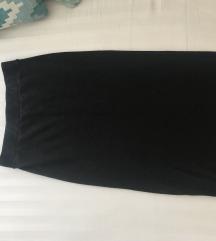 Dvi suknje crna ili sarena s/m