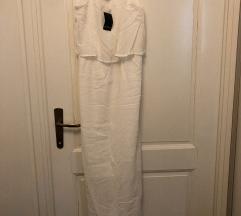 Nova! Duga bijela haljina
