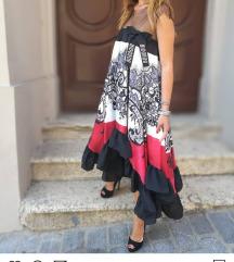 Boudoir haljina i jakna