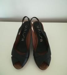 Unisa prava koža sandale