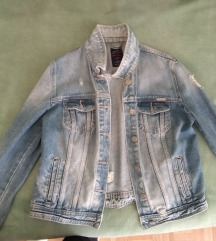 Bershka jeans jaketa