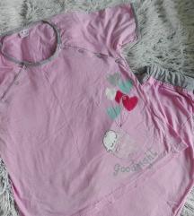 Pidżama za trudnice i dojilje