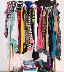 Zbilja veliki lot ljetne odjwće, haljina i obuće