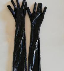 Rukavice dugačke kožne