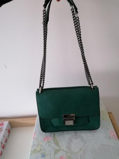 Zelena Parfois torbica
