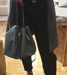 🖤 Zara dnevna torba - bucket