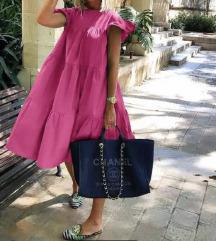 Nova like zara haljina s volanima xs/s/m