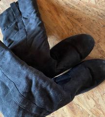 Čizme ispod koljena