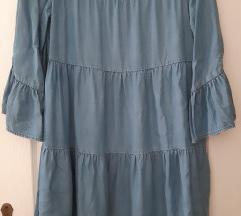 Zara denim haljina