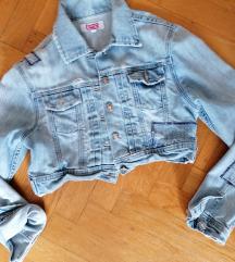 Crop traper jakna