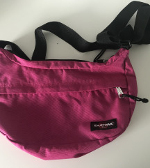 Eastpak torba, pink boje