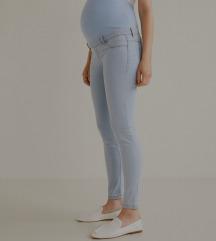 Prodajem Mango trudničke jeans hlače