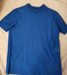 Zara plava majica